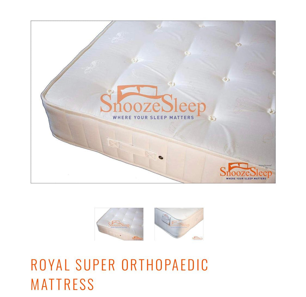 Royal Super Orthopaedic Mattress