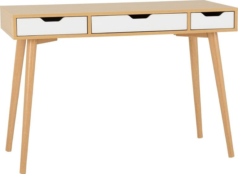 Seville 3 Drawer Console Table