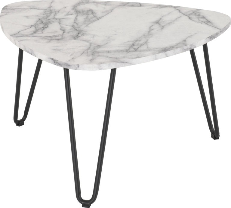 Trieste Marble Effect Coffee Table