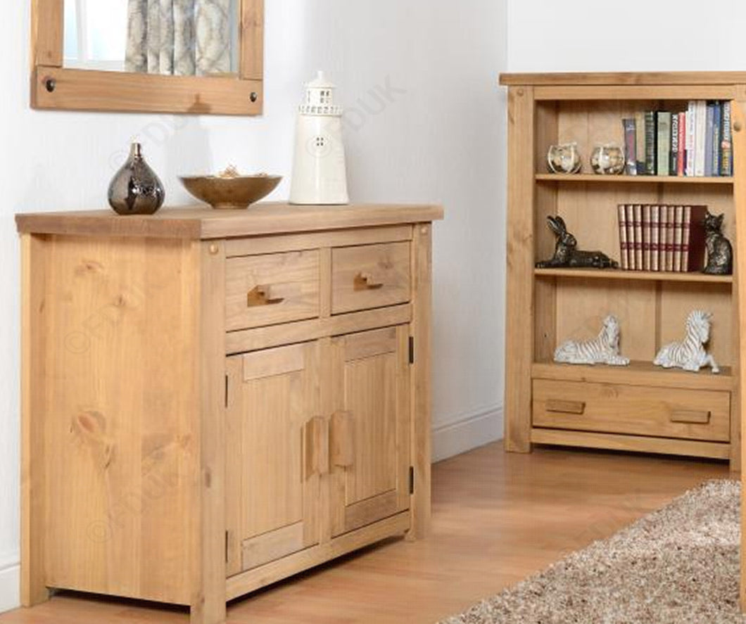 Torna Distressed Pine Sideboard