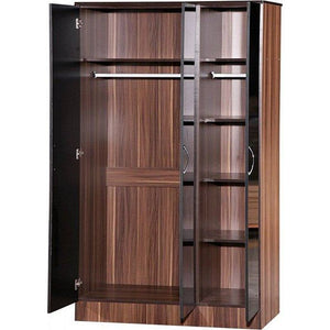 Gloss Triple Wardrobe