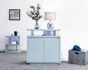Polar LED Sideboard