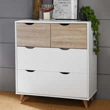 Load image into Gallery viewer, Stockholm 4 Drawer Chest