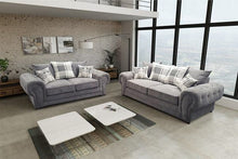 Load image into Gallery viewer, Vienna 3+2 Fabric Sofa Set