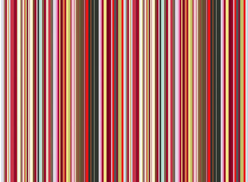 Rainbow stripes P030904-4 Mr Perswall Wallpaper