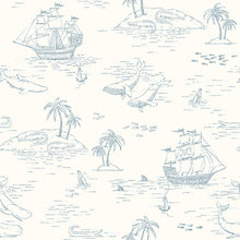 NEWBIE WALLPAPER 7450 Treasure Island