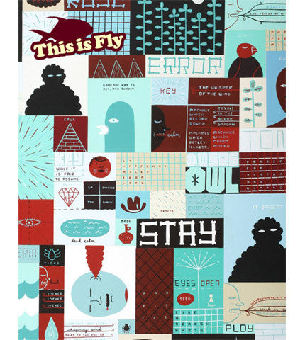 THIS IS FLY MAGAZINE ISSUE 24