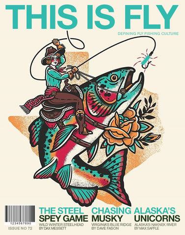 THIS IS FLY MAGAZINE ISSUE 72