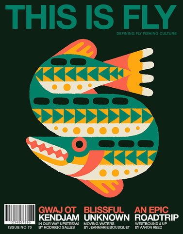 THIS IS FLY MAGAZINE ISSUE 70