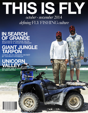 THIS IS FLY MAGAZINE ISSUE 49