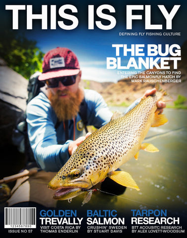 THIS IS FLY MAGAZINE ISSUE 57