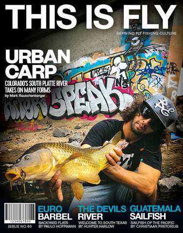 THIS IS FLY MAGAZINE ISSUE 60