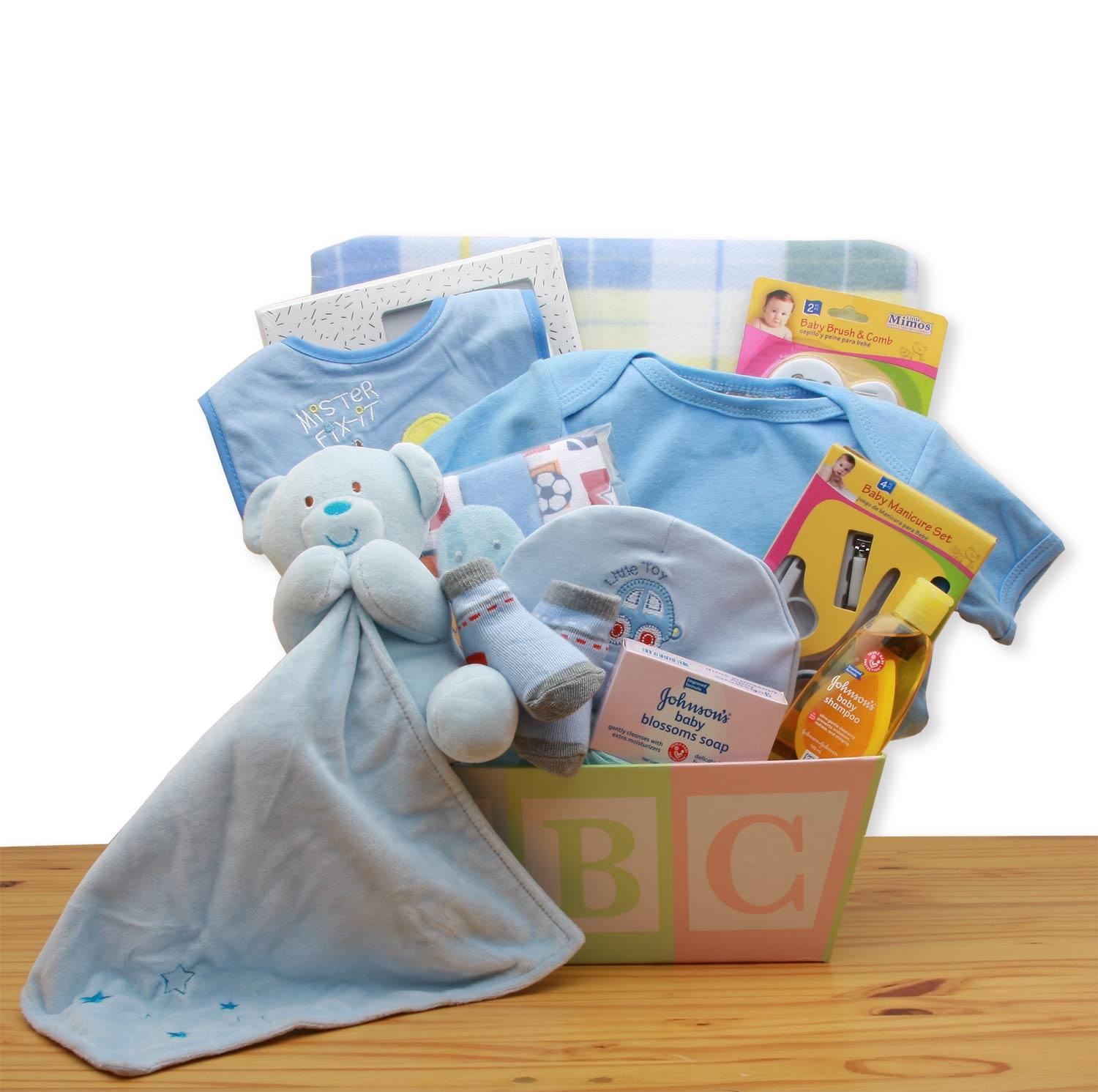 Baby Boy Welcome Gift