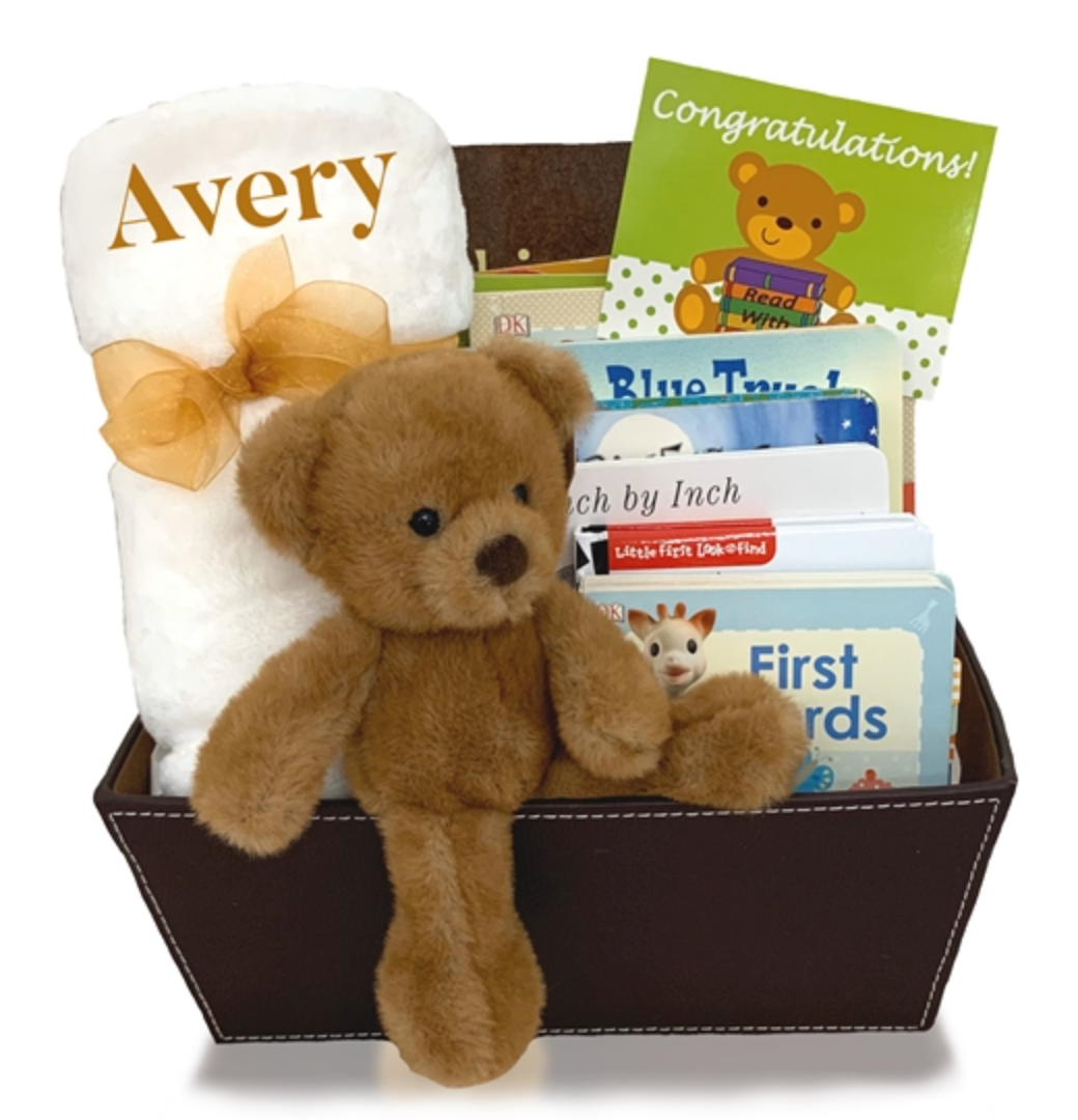 A Beary Smart Gift Basket