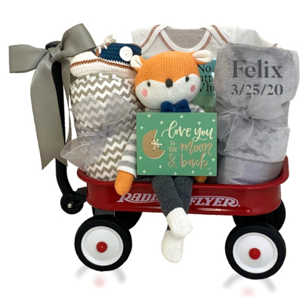 Fox's Deluxe Wagonload of Gifts