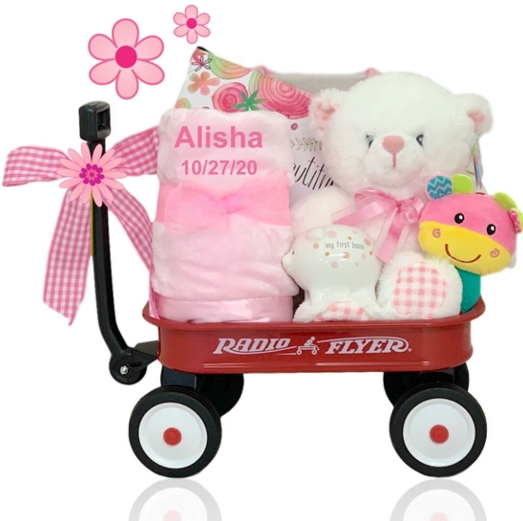 Girly Girl Wagon Gift