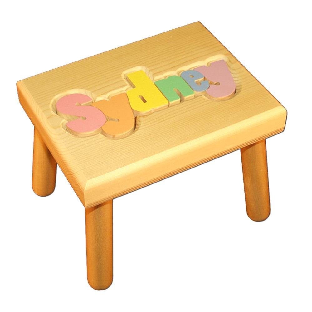 Personalized Baby Name Seat
