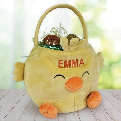 Little Chickie Easter Basket - Simply Unique Baby Gifts