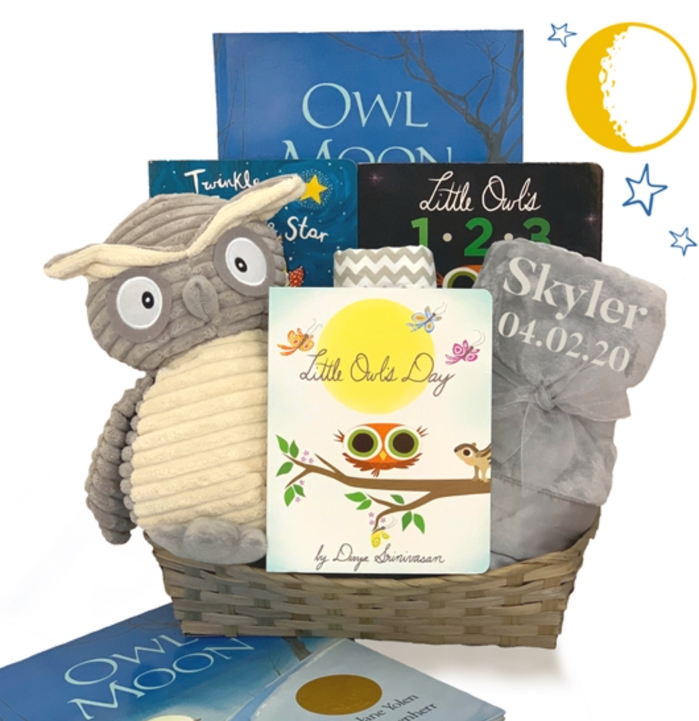 Owl Always Love You Basket