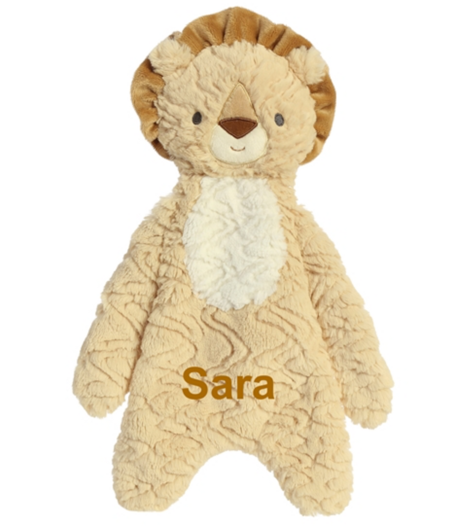 Personalized Cuddle Critters