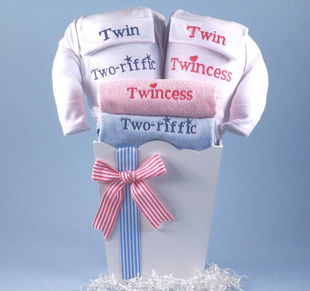 Boy and Girl Twins Set - Simply Unique Baby Gifts
