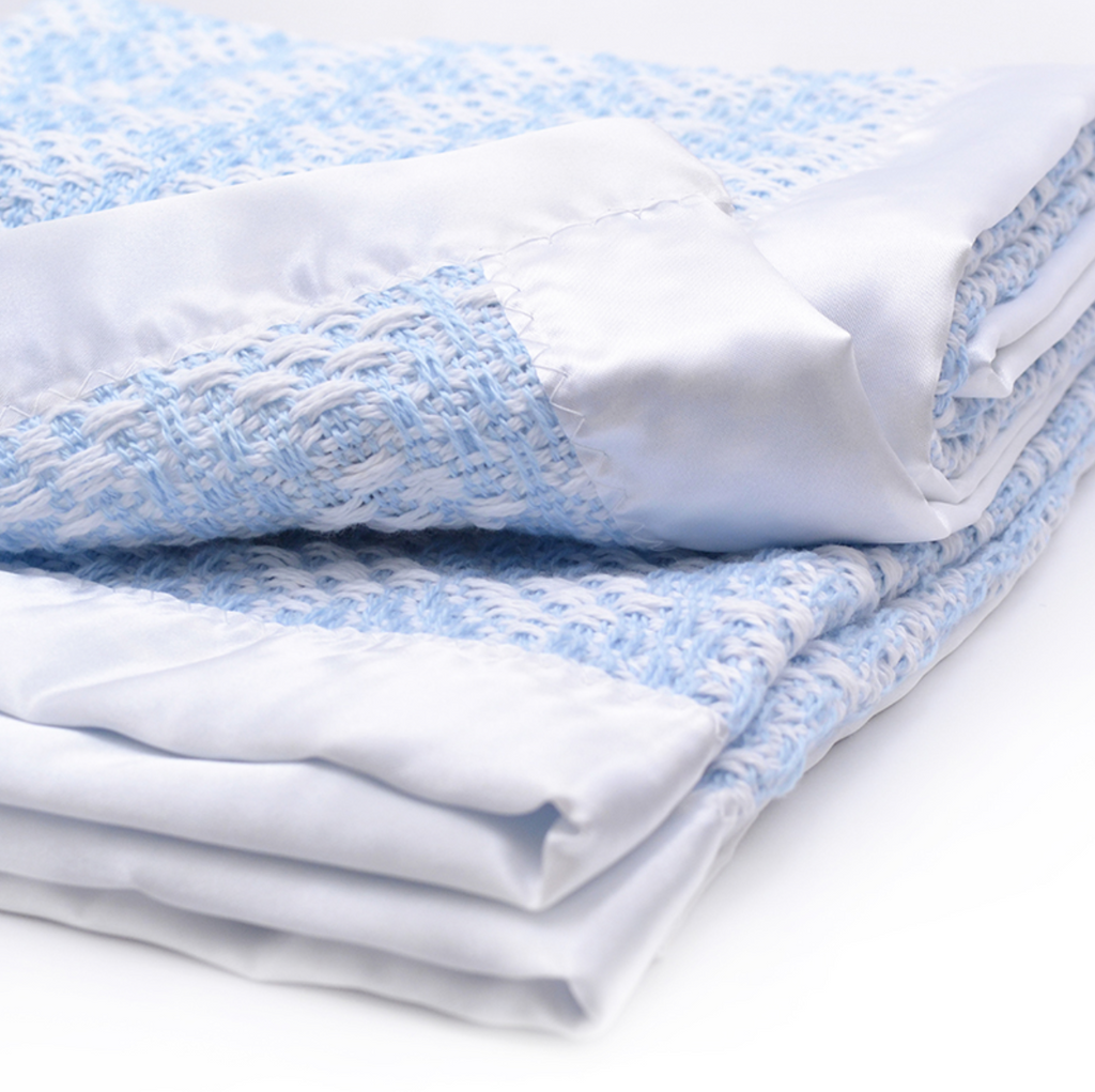 Old Fashioned 100% Cotton Baby Blankets