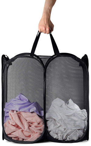 50%OFF-Mesh Popup Laundry Hamper - Portable