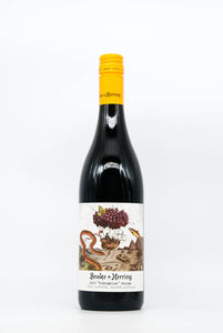 SNAKE + HERRING - Redemption Shiraz