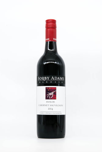 SORBY ADAMS WINERY - Isolde Cabernet Sauvignon