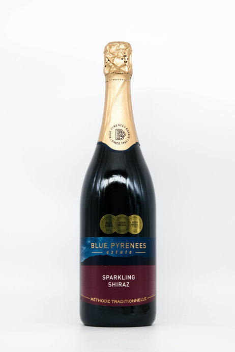 BLUE PYRENEES ESTATE - Sparkling Shiraz