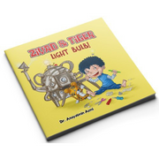 Ziyad & Tiger Light Bulb! - Iman Shoppe Bookstore