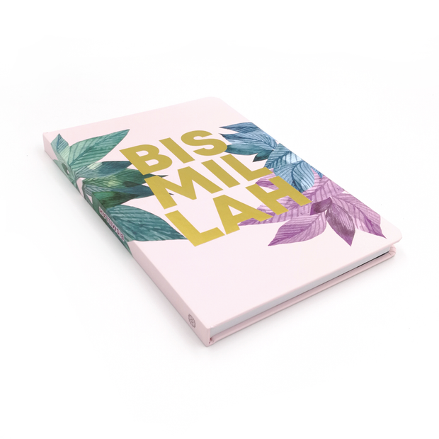 Bismillah Luxe A5 Notebook - Iman Shoppe Bookstore