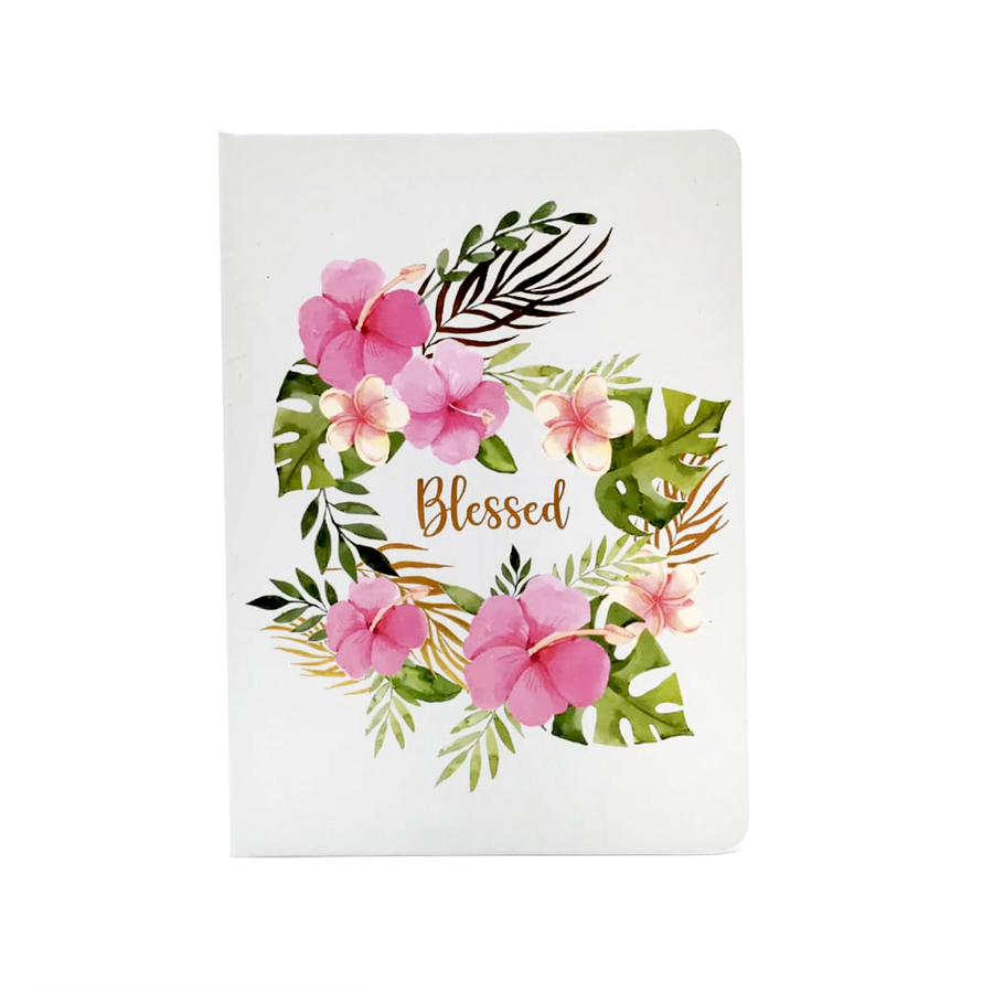 Blessed Luxe A5 Notebook - Iman Shoppe Bookstore