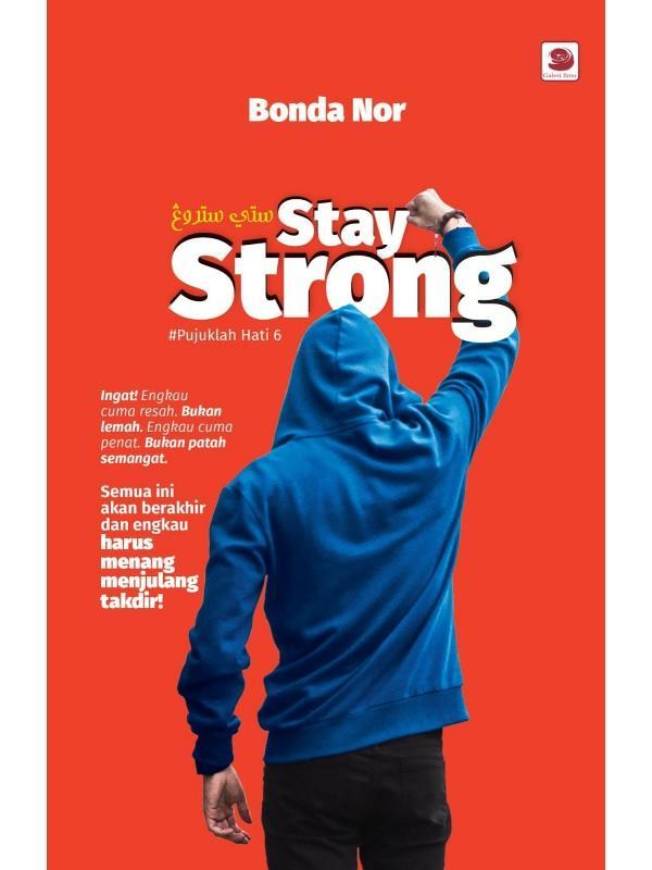 Stay Strong - Iman Shoppe Bookstore