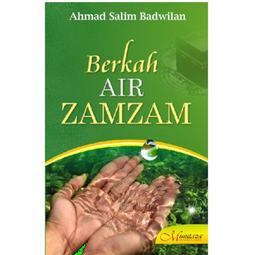 Berkah Air Zamzam - Iman Shoppe Bookstore