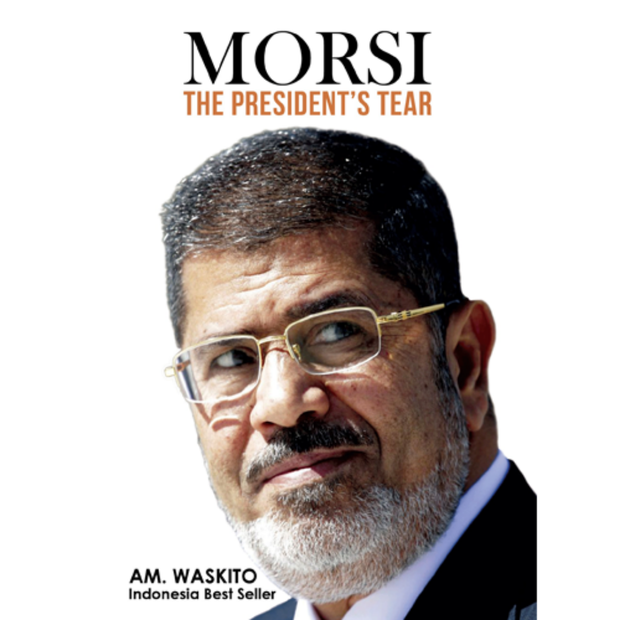 Iman Publication Buku Morsi The President's Tear IS00392