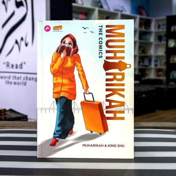 Muharikah The Comics - Iman Shoppe Bookstore