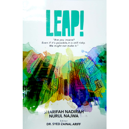 LEAP! - Iman Shoppe Bookstore