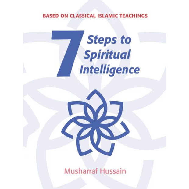 KUBE Publishing Buku 7 Steps to Spiritual Intelligence by Musharraf Hussain IS7STSI