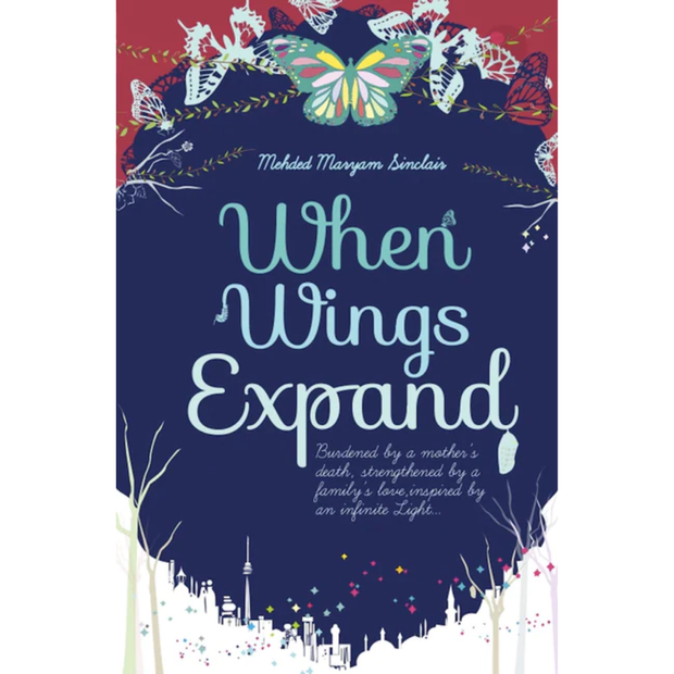 When Wings Expand - Iman Shoppe Bookstore