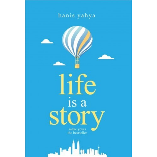 Life Is A Story - Iman Shoppe Bookstore