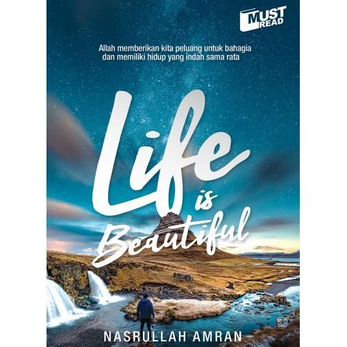 Life Is Beautiful - Iman Shoppe Bookstore