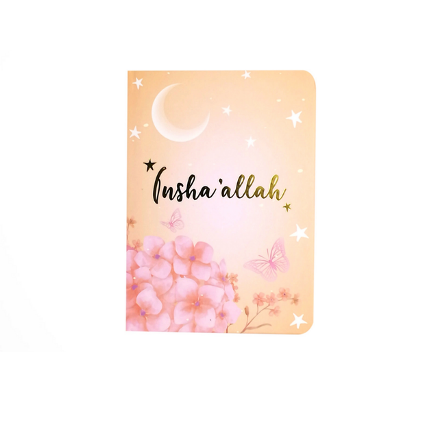 Luxe A6 Notebook - Iman Shoppe Bookstore