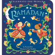PANSING DISTRIBUTION Buku Celebrate The World RAMADAN by Hannah Eliot ISCTWR