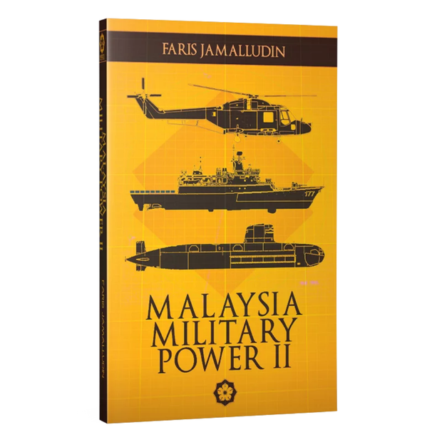 Patriots Publishing Buku Malaysia Military Power 2 ISMMP2