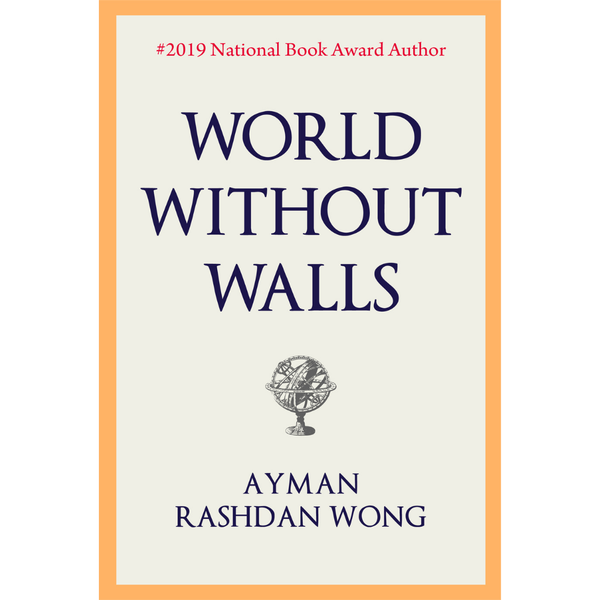 Patriots Publishing Buku World Without Walls 1 by Ayman Rashdan Wong ISWW1