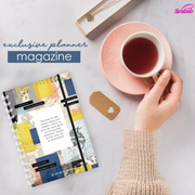 Syabab Planner Magazine Exclusive Planner SYABAB 2021