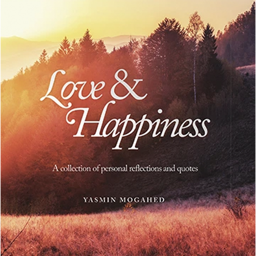 Love & Happiness: A Collection of Personal Reflections and Quote - Iman Shoppe Bookstore