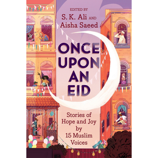 Times Distribution Buku Once Upon an Eid by S.K. Ali & Aisha Saeed ISOUAE