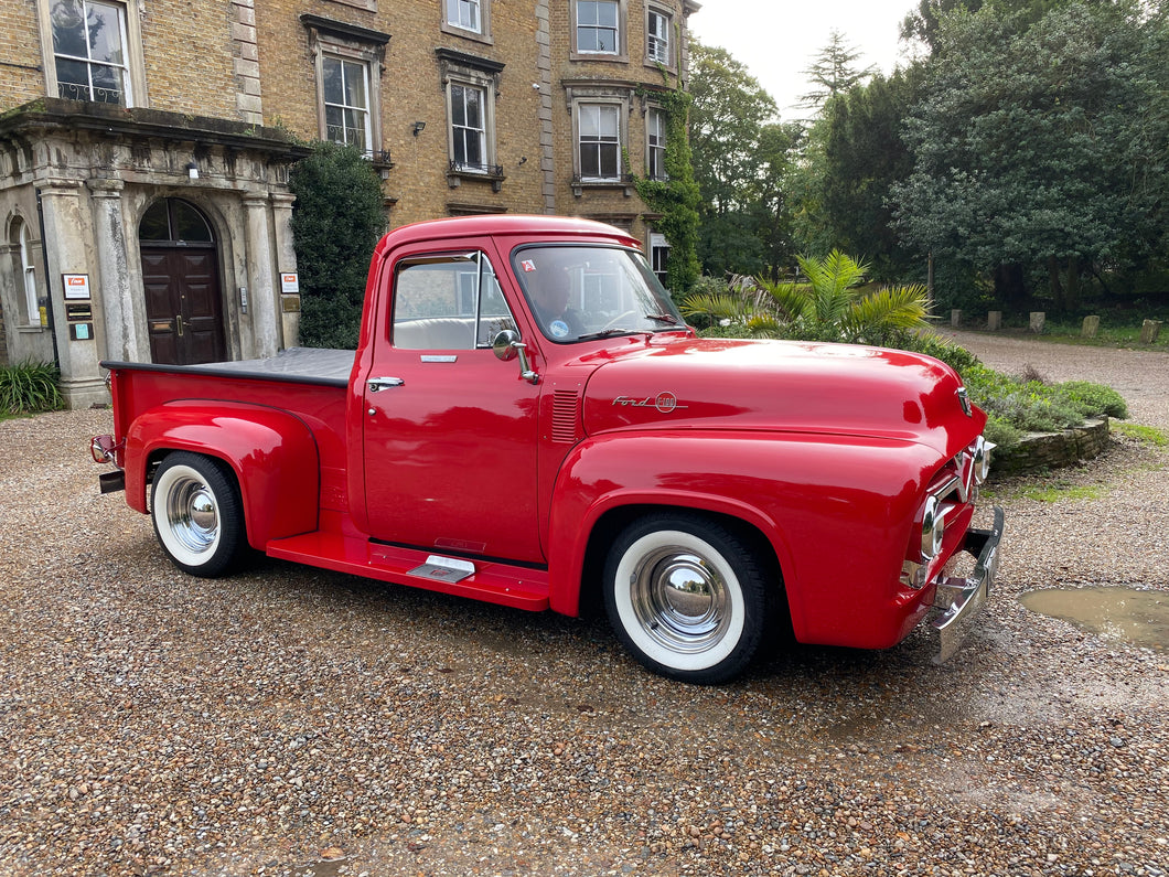 Ford F100 PICK UP 1955 SOLD, SOLD